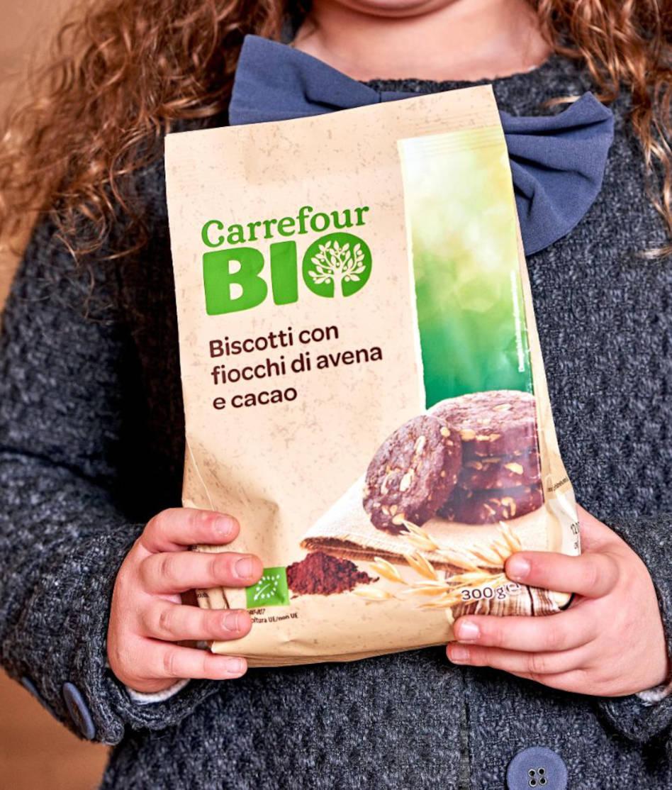 biscotti carrefour bio