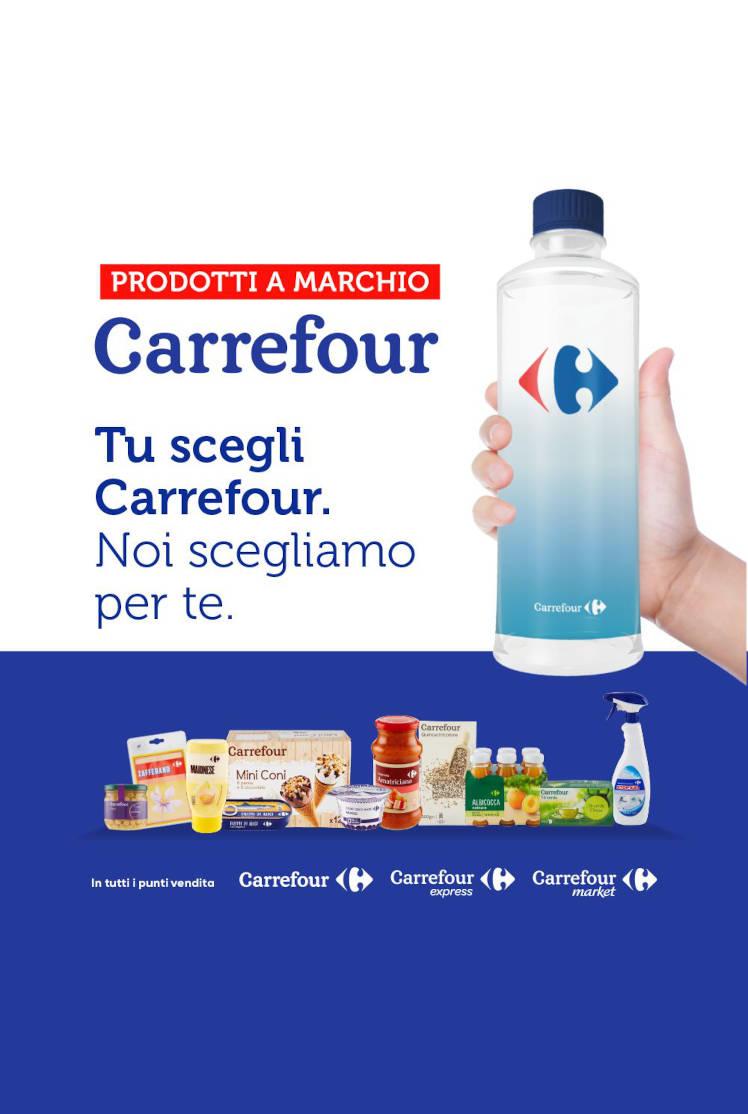 prodotti a marchio carrefour